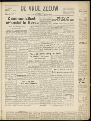 de Vrije Zeeuw 1951-02-14