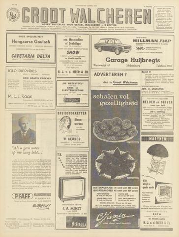 Groot Walcheren 1964-04-02