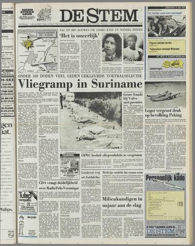 de Stem 1989-06-08