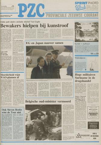Provinciale Zeeuwse Courant 1991-07-19