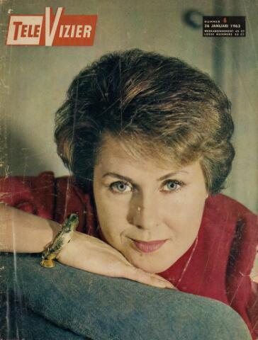 Watersnood documentatie 1953 - tijdschriften 1963