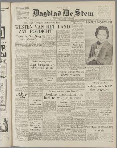 de Stem 1959-01-30