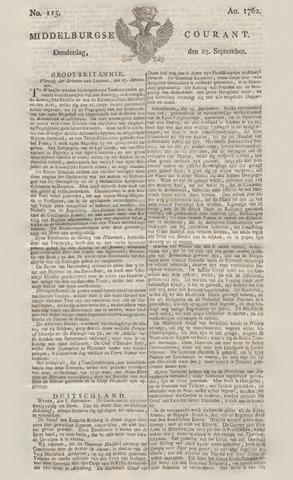 Middelburgsche Courant 1762-09-23