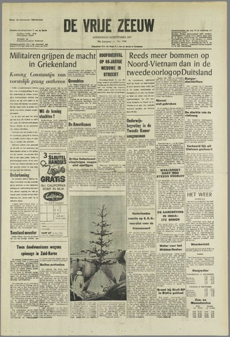 de Vrije Zeeuw 1967-12-14