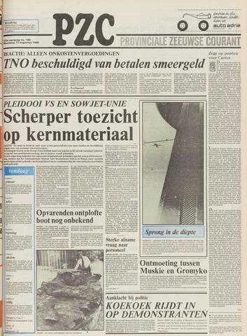 Provinciale Zeeuwse Courant 1980-08-13