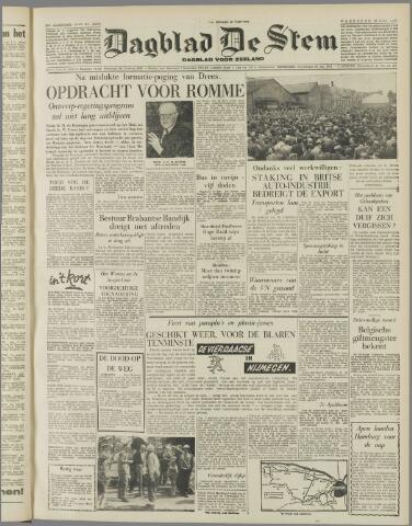 de Stem 1956-07-25