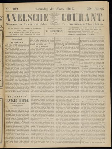 Axelsche Courant 1915-03-31