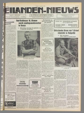 Eilanden-nieuws. Christelijk streekblad op gereformeerde grondslag 1975-09-12