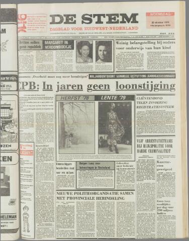 de Stem 1978-10-25