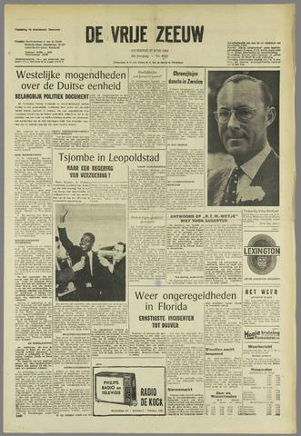 de Vrije Zeeuw 1964-06-27