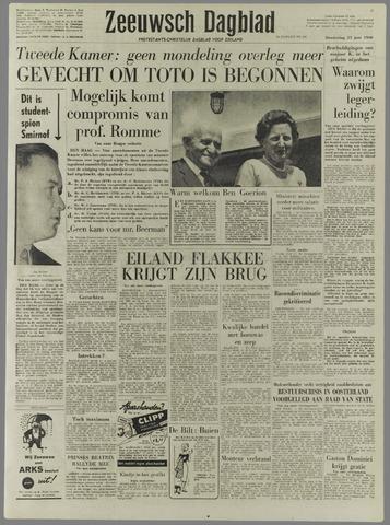 Zeeuwsch Dagblad 1960-06-23