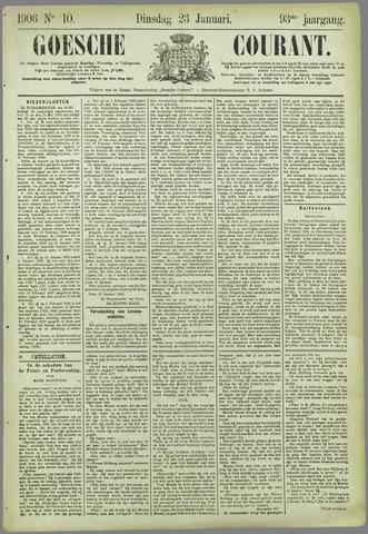 Goessche Courant 1906-01-23
