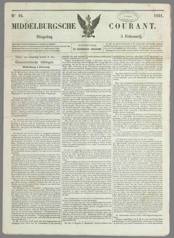 Middelburgsche Courant 1861-02-05