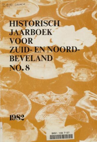 Historisch Jaarboek Zuid- en Noord-Beveland 1982-01-01