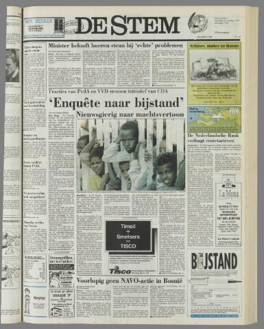de Stem 1992-12-11