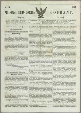 Middelburgsche Courant 1857-06-23