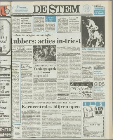 de Stem 1983-10-20