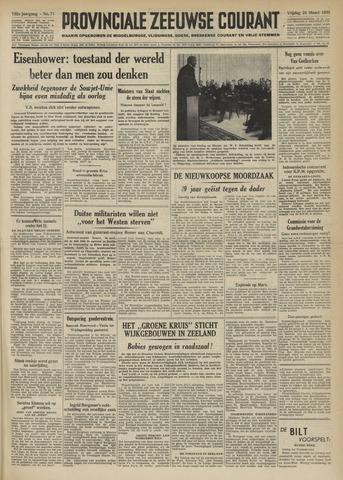 Provinciale Zeeuwse Courant 1950-03-24