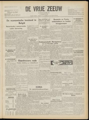 de Vrije Zeeuw 1953-04-18