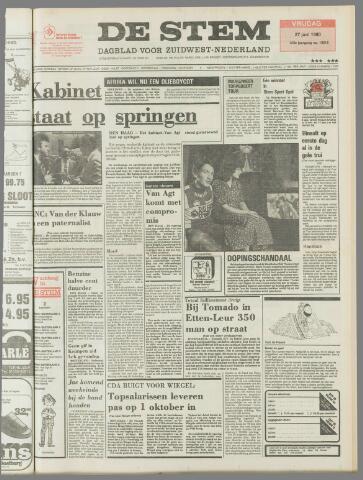 de Stem 1980-06-27