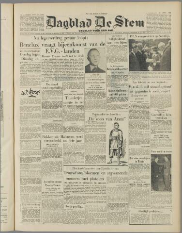 de Stem 1954-06-25