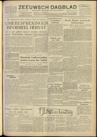 Zeeuwsch Dagblad 1954-08-05