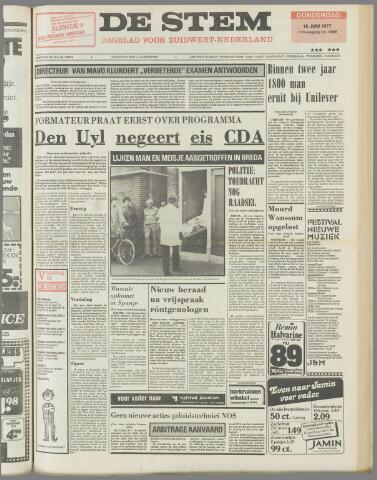 de Stem 1977-06-16