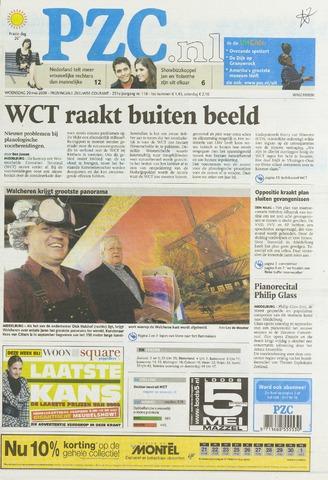 Provinciale Zeeuwse Courant 2009-05-20