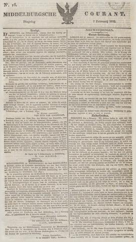 Middelburgsche Courant 1832-02-07