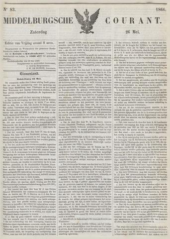 Middelburgsche Courant 1866-05-26
