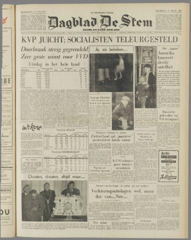 de Stem 1958-03-27