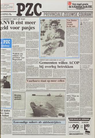 Provinciale Zeeuwse Courant 1988-06-16
