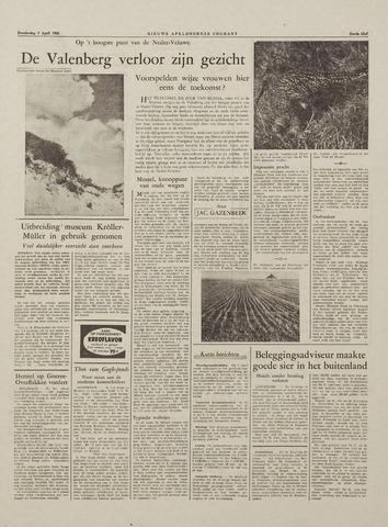 Watersnood documentatie 1953 - kranten 1953-04-02