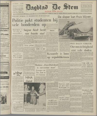 de Stem 1963-08-26