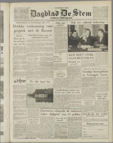 de Stem 1958-01-18