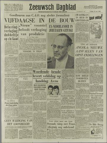 Zeeuwsch Dagblad 1961-05-12