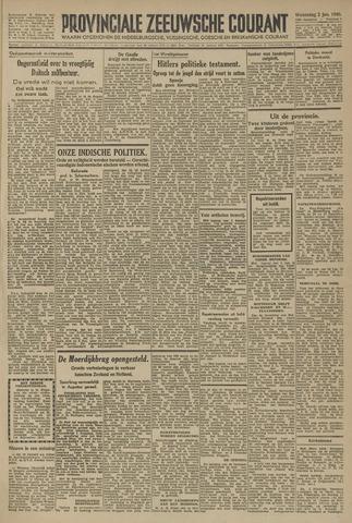Provinciale Zeeuwse Courant 1946