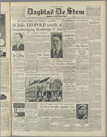 de Stem 1951-06-12