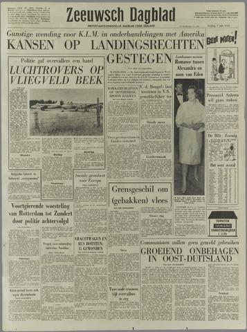Zeeuwsch Dagblad 1961-07-07
