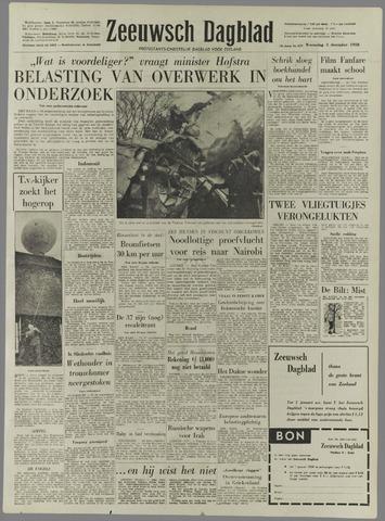 Zeeuwsch Dagblad 1958-12-03