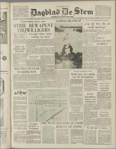 de Stem 1957-10-18