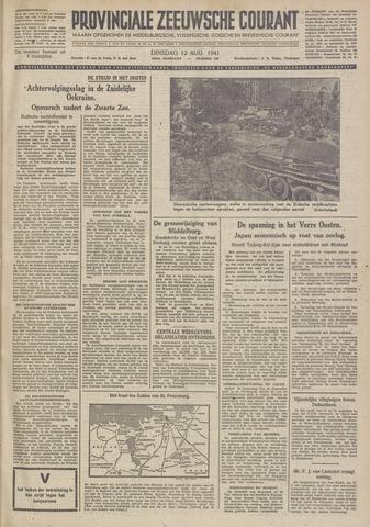 Provinciale Zeeuwse Courant 1941-08-12