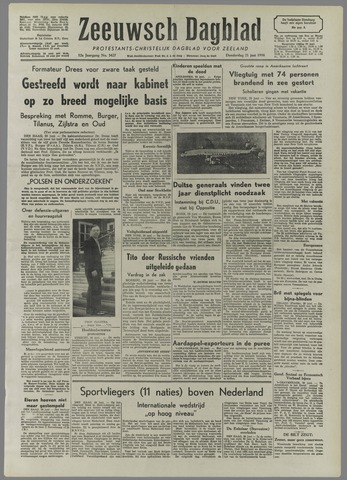Zeeuwsch Dagblad 1956-06-21