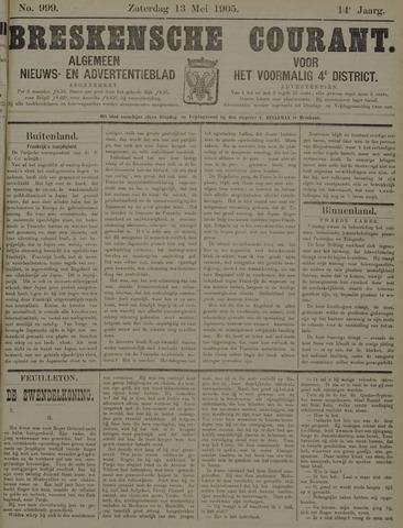 Breskensche Courant 1905-05-13