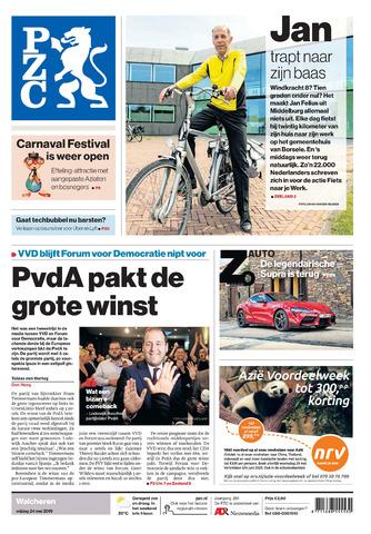 Provinciale Zeeuwse Courant 2019-05-24