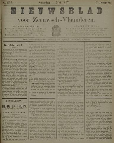 Nieuwsblad voor Zeeuwsch-Vlaanderen 1897-05-01