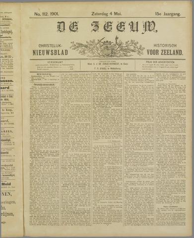 De Zeeuw. Christelijk-historisch nieuwsblad voor Zeeland 1901-05-04