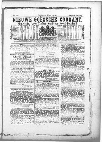 Nieuwe Goessche Courant 1874-03-20