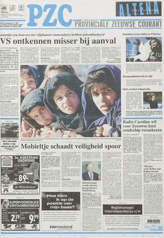 Provinciale Zeeuwse Courant 2001-12-22