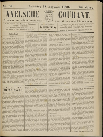 Axelsche Courant 1909-08-18